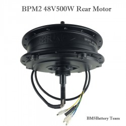 Bafang BPM2 48V500W Rear Driving E-Bike Hub Motor