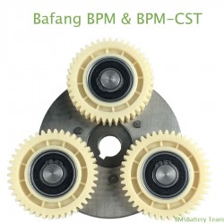 Gear set for Bafang BPM & BPM-CST motor