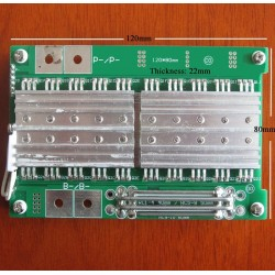 12S LiFePO4 BMS - Battery Management System