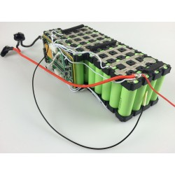 48V11.6Ah Bottle-09 Panasonic Battery Pack