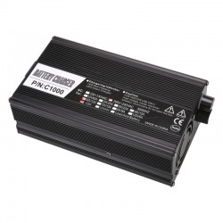 C700 700Watts LiFePo4/Li-Ion/Lead Acid Battery Charger
