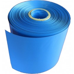 A roll of 200 meter PVC heat shrink tube