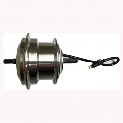 Q75 28 Spoke Holes 36V Front-driving Hub Motor