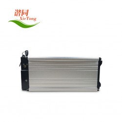 36V10Ah Li-Ion Alloy 05-Case EBike Battery Pack