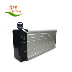 High C-Rate 48V24.5Ah Li-Ion Alloy 07-Case Battery Pack With Panasonic Battery cells