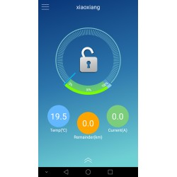 Smart BMS 10S~13S 60A with Blue tooth Android or IOS APP