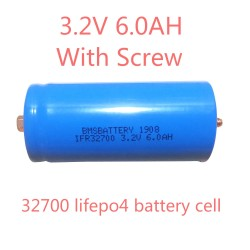 With Screw Lifepo4 3.2V 6AH...