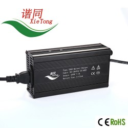 S360 360W LiFePO4/Li-Ion/Lead-Acid Battery Charger