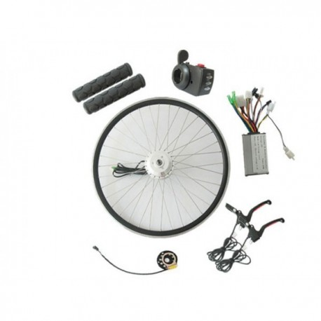 Q11 48V1KW REAR Driving E-Bike Conversion Kit.