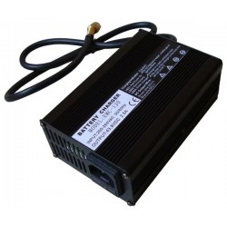 Alloy Shell 120W LiFePo4/Li-Ion/Lead Acid Battery EBike Charger
