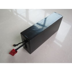 72V12Ah 38140 LiFePO4 Battery 24 Cells EBike Battery Pack