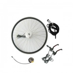 Q75 36V200W Front V-Brake E-Bike Kit with LCD Display