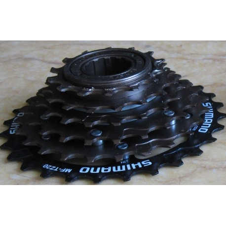 14-28 Teeth  Freewheel