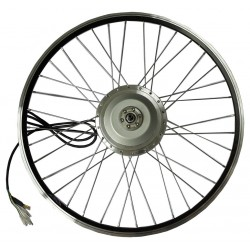 Bafang BPM2 48V500W Rear Driving E-Bike Motor Wheel