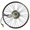 Bafang BPM2 48V500W Rear Driving E-Bike Motor Wheel
