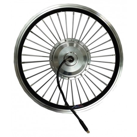 Q85 36V250W Roller Brake Front-Driving EBike Motor Wheel
