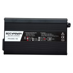 High C-Rate 36V15Ah Li-Ion Alloy 07-Case Battery Pack