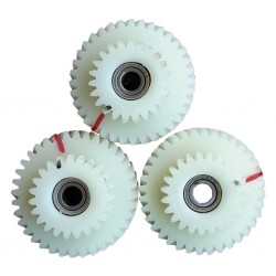 A set of Q100 Gears
