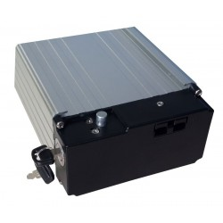 High C-Rate 48V10Ah Li-Ion Alloy 07-Case Battery Pack