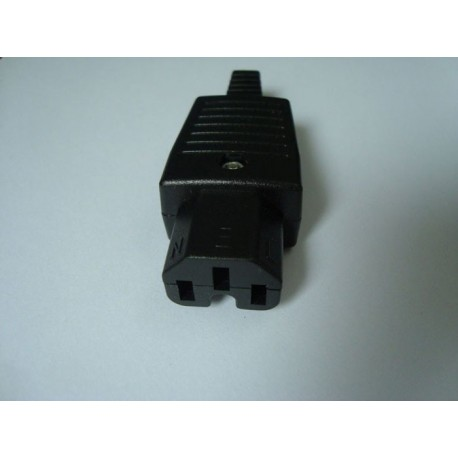 Prong Female IEC Connector