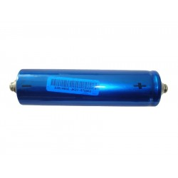 Headway 38140S 12Ah 10C LiFePO4 Cylindrical Battery Cell with Screw