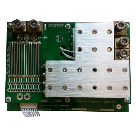 LiFePO4 BMS System 8S - Battery Management System