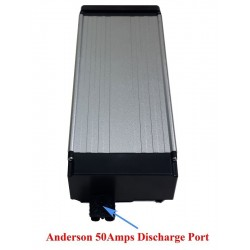 High C-Rate 36V10Ah LiFePO4 Alloy 07-Case Battery Pack