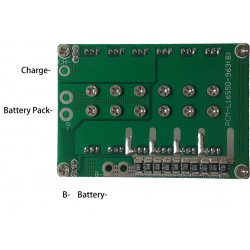 10S-16S 50A Lipo BMS System - Battery Management System