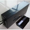 48V10Ah Li-Ion Shrink Tube EBike Battery Pack