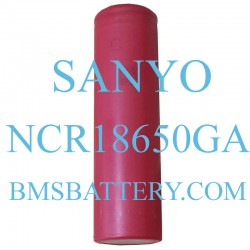 SANYO NCR18650GA 3450mAH Lithiun-Ion Battery Cell