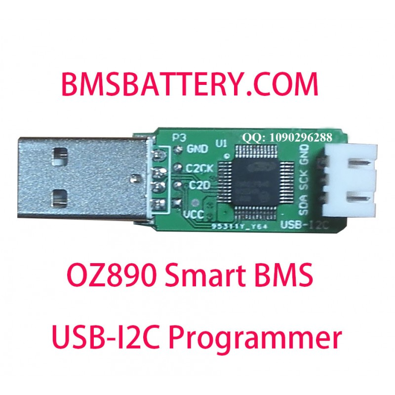 Smart Bms Usb I2c Adapter Programmer Reader Writer Monitor