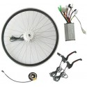 Q100 24V250W-350W Front Driving E-Bike Kit